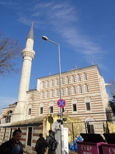 мечеть зал махмут паша эйюп