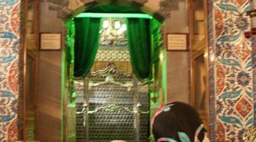 гробница эйюпа