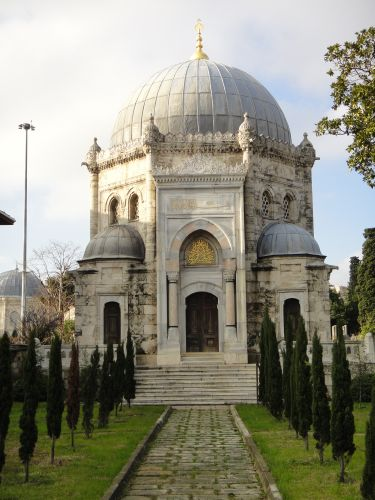 гробница султана решата