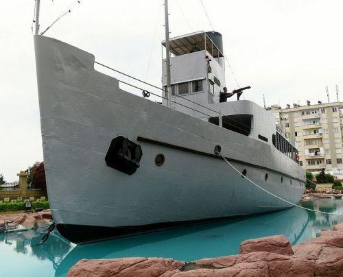 достопримечательности тарсуса корабль нусрет