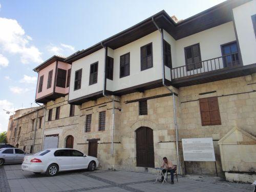 достопримечательности Тарсуса отреставрированные дома тарсус