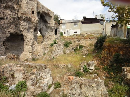 тарсус достопримечательности римские бани