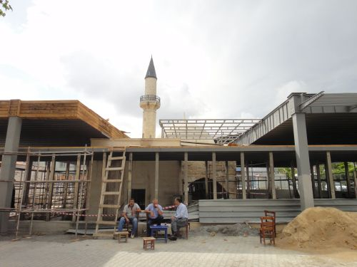 тарсус достопримечательности  макам джами
