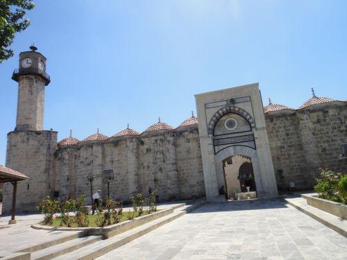 достопримечательности тарсус мечеть улу