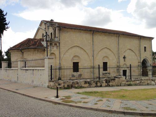 достопримечательности тарсус церковь святого Павла