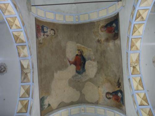 достопримечательности тарсус церковь св. Павла сохранившиеся росписи