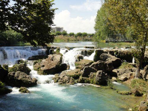 достопримечательности тарсус  водопад