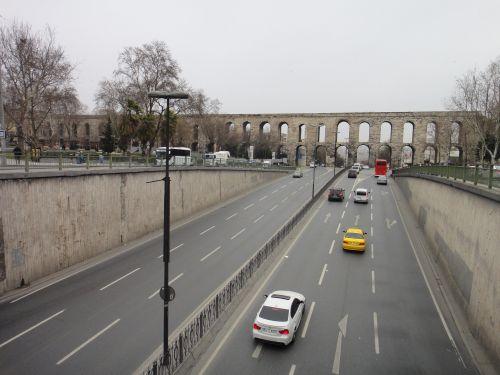 акведук валенса стамбул бульвар ататюрка