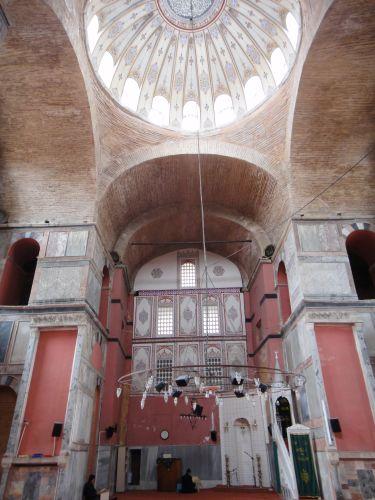 мечеть Календерхане михраб и минбар