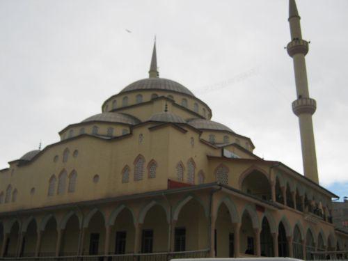 ван достопримечательности мечеть омер хазрет