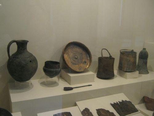 ван достопримечательности археологический музей домашняя утварь
