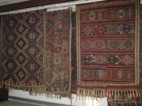 достопримечательности ван археологический музей курдские ковры