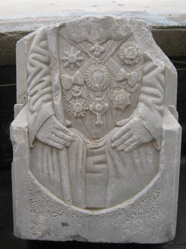 ван достопримечательности археологический музей надгробные плиты