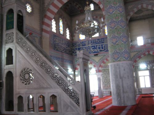 ван достопримечательности Hazreti Omer Cami