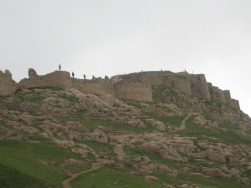 ван крепость Тушпа