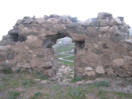 ван крепость тушпа часть кале