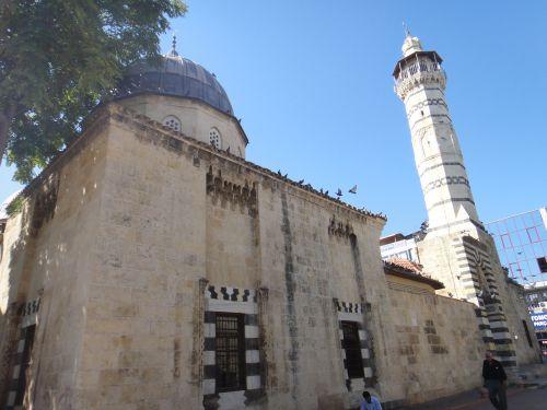 достопримечательности история адана мечеть улу