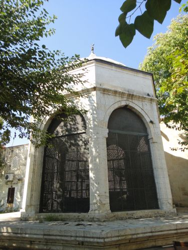 достопримечательности история адана великая мечеть тюрбе рамазаноглу