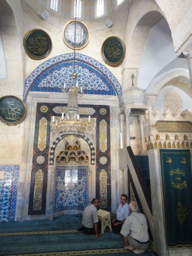 достопримечательности история адана улу джами михраб