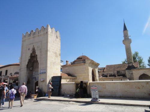 достопримечательности история адана мечеть яг