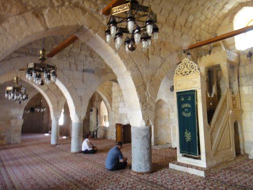 достопримечательности история адана интерьере мечети яг