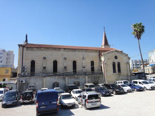 адана достопримечательности история церковь павла