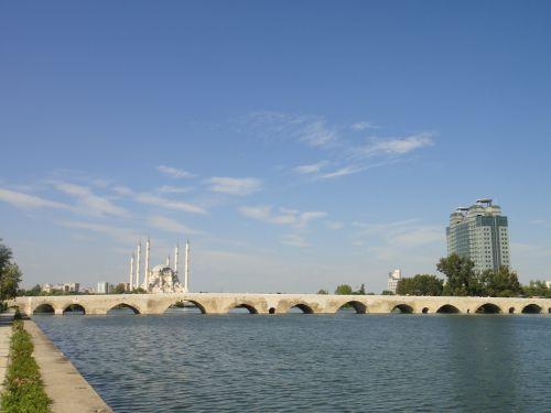 достопримечательности адана каменный мост