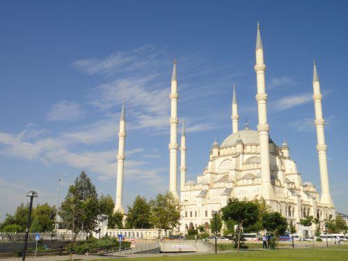 достопримечательности аданы мечеть сабанджы