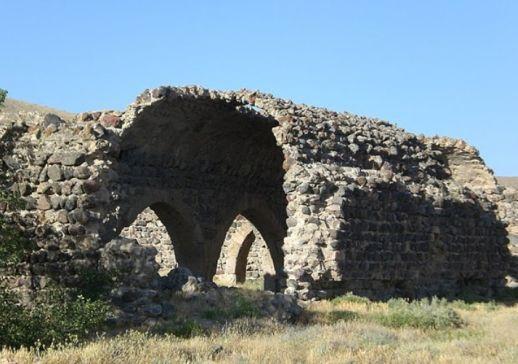 Достопримечательности вокруг Деринкую Каппадокия Турция