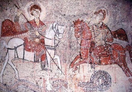 Открытый музей Гереме Змеиная церковь