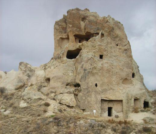 Открытый музей Гереме девичий монастырь