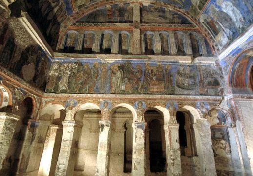 Открытый музей Гереме Церковь с пряжкой