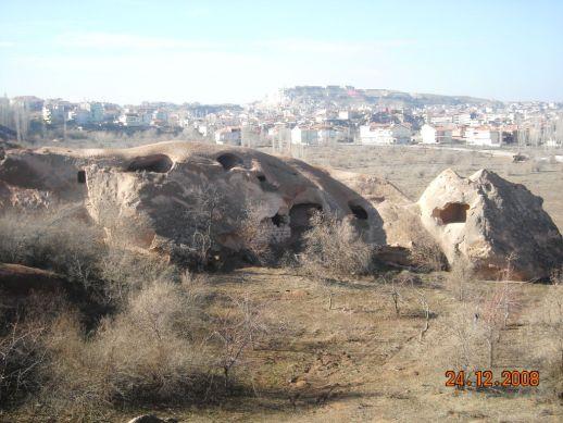 Гюльшехир Каппадокия Турция