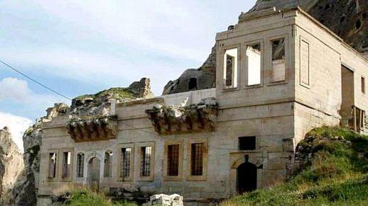 Юргюп Каппадокия дом Иоанна Русского