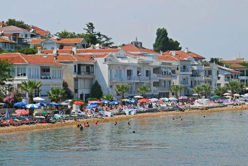 где купаться в Стамбуле пляжи