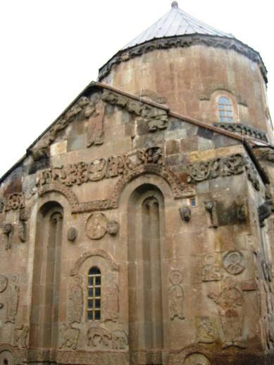Ахтамар Турция церковь святого Креста