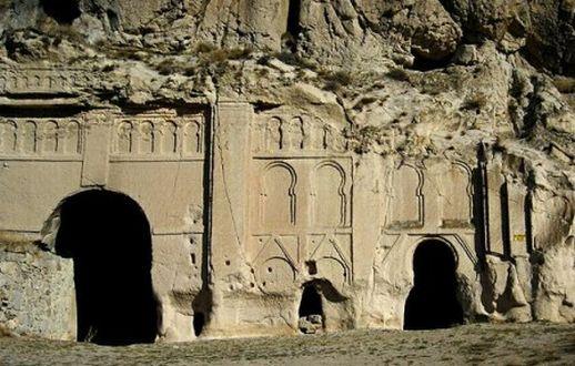 Белисырма долина Ихлара Каппадокия