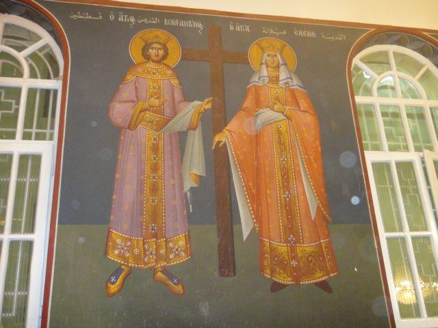 Амман пасха Иордания церковь Константина и Елены