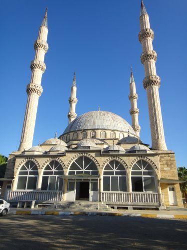 мечеть анамур