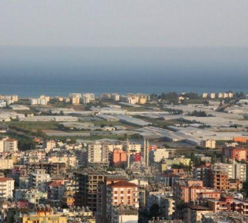 панорама анамур турция