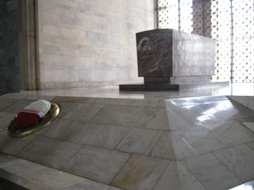 Анкара Мавзолей Ататюрка Аныткабир