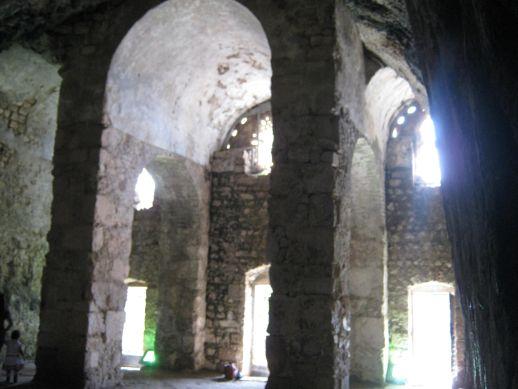 достопримечательности Антакьи Хатая Турция церковь св. Павла внутри