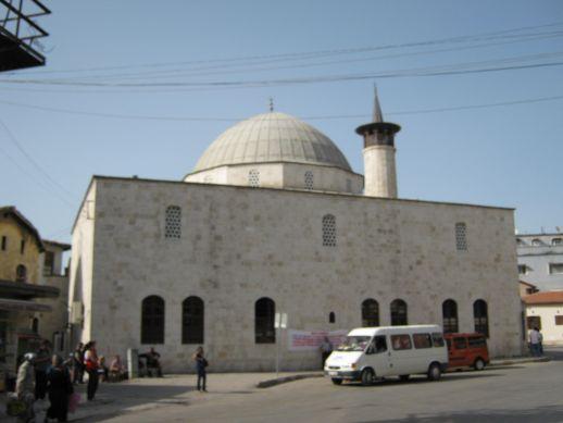 Антакья Хатай Турция мечеть Хабиб-и Неджар