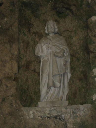 достопримечательности Антакьи Хатая Турция церковь святого Петра скульптура