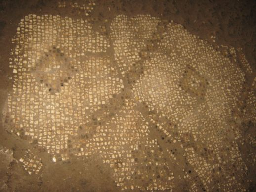 достопримечательности Антакьи Хатая Турция церковь святого Петра мозаика