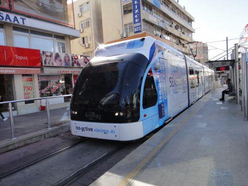 общественный городской транспорт Антальи оплата