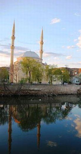 мечеть Аванос Каппадокия