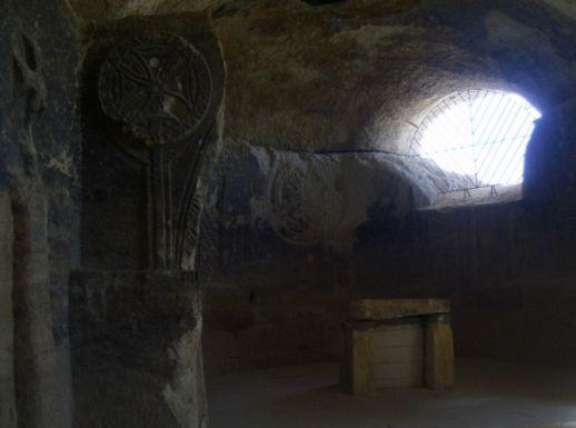 Аванос Каппадокия церковь Дерейманлы