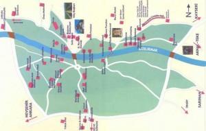 карта аваноса каппадокия
