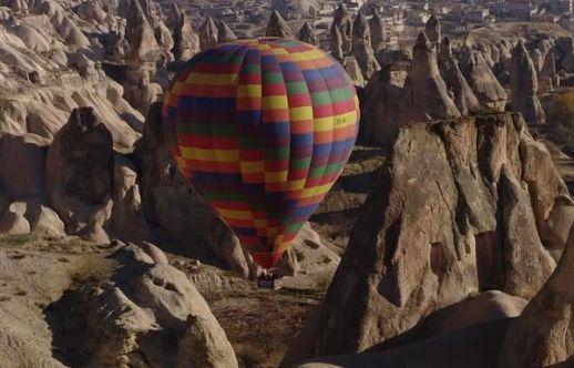 туры и экскурсии в Каппадокии. Воздушные шары в Каппадокии